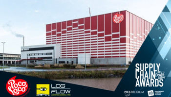 Logflow & Poco Loco finalist for Supply Chain Award 2018