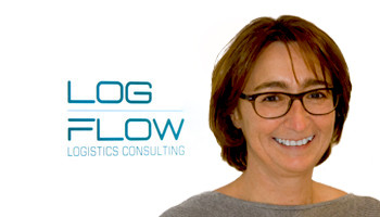Kristel strengthens the Logflow Team in Zandhoven