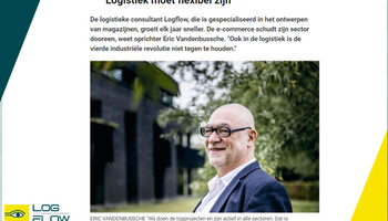 Boeiend interview met CEO Eric Vandenbussche in Trends